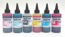 600ml Bulk Refill UV INK for Epson 98 99 Artisan 700 710 725 730 800 810 835 837