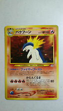 Pokemon Trading Card Game Neo Genesis Expansion Typhlosion 57 Foil Holo Japanese