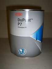 DuPont 2K Epoxy Off-White Primer Filler P7 4 litre   Primpox Bare Metal Surfacer