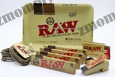 RAW Rolling Bundle  9 Items Including RAW Mini Rolling Tray