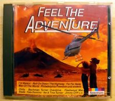 Feel the Adventure Slade, Chilly ('Come to L.A.'), Phil Carmen, Fleetwood.. [CD]