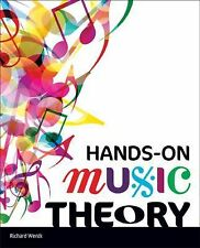 HANDS-ON MUSIC THEORY - MUSIC THEORY BOOK 1305108949