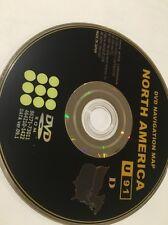 Used OEM TOYOTA NAVIGATION DISC DVD CD MAP U91 D GPS DISK