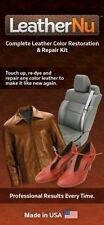 LeatherNu Complete Leather Color Restoration & Repair Kit by LeatherNu New