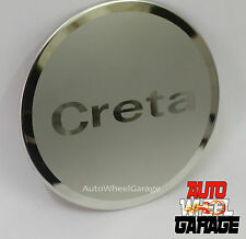 Chrome Hyundai Creta Fuel Tank Cover Lid Metallic Tank Cap