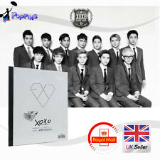 New EXO 1st Album XOXO (Kiss & Hug) Kiss Version Wolf