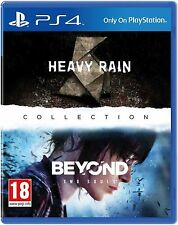 Heavy Rain and Beyond Collection PS4 NEW DISPATCH TODAY ALL ORDERS BY 2PM