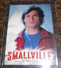 Smallville Season 5 SM5-1 Promo Trading Card