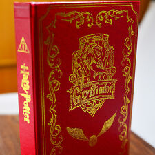 New Harry Potter Gryffindor Retro Notepad Book Notebook Christmas Gift 2016