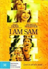 I Am Sam DVD TOP 1000 MOVIES Sean Penn Michelle Pfeiffer BRAND NEW Region 4