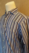 POLO by RALPH LAUREN 'Estate' Man's Shirt Size: M in VERY GOOD Condition