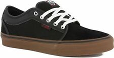 VANS Chukka Low (Independent) Black Casual Shoes MEN'S 6.5 WOMEN'S 8
