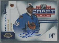 2010-11 PLAYOFF CONTENDERS LOTTERY WINNERS EVANDER KANE AUTO 05/50!!