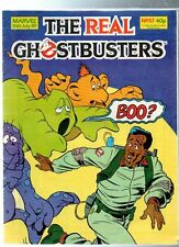 Marvel The Real GHOSTBUSTERS Comic - 15 July 1989, No.57