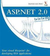 ASP.NET 2.0: Your visual blueprint for developing Web applications, Love, Chris,