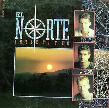 EL NORTE-ENTRE TU Y YO MAXI SINGLE VINILO 1988 (12 INCH) SPAIN
