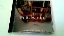 "ORIGINAL SOUNDTRACK ""BLADE"" CD 14 TRACKS MARK ISHAM BANDA SONORA BSO OST"