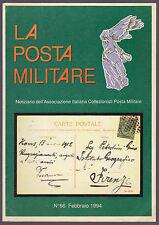 RIVISTA LA POSTA MILITARE N. 66 DEL 1994
