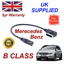 Mercedes Benz B CLASS MP3 MEMORY Stick USB Cable Media Interface