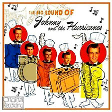 JOHNNY AND THE HURRICANES ~ THE BIG SOUND OF ** BRAND NEW SEALED CD ** ORIGINALS