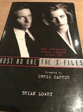 The X Files Official Third Season Guide Brian Lowry 300pp Mulder And Scully