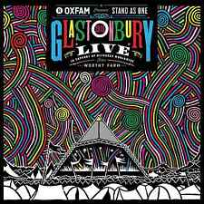 Glastonbury OXFAM Presents : STAND AS ONE - LIVE AT GLASTONBURY 2016' CD (2016)