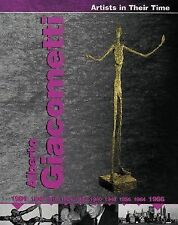 Alberto Giacometti (Artists in Their Time)-ExLibrary