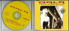 MAXI CD 3 TITRES GALA FREED FROM DESIRE DE 1996 FRANCE WITH FRENCH STICK