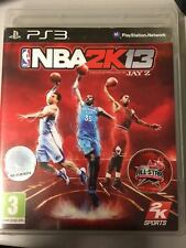 SONY PLAYSTATION 3 PS3 NBA 2K13 PAL  COMPLETO