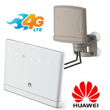 HUAWEI B315 4G LTE Sbloccato 3G Router-Come D-LINK dwr921 / B890 / B593