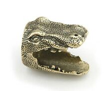 R1403 New Charm Fashion Vintage Bronze Exaggerated Crocodile Finger Ring Size 7