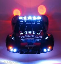 RC LED Light Set with Light Bar for Traxxas Slash 4x4 2WD VXL or RC10 #1
