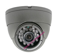"1/3"" SONY CCD Night Vision Day/Night Metal Vandal Proof Outdoor CCTV Dome Camera"