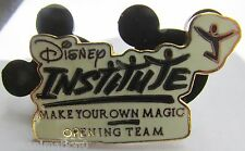 Disney Institute Opening Team Number 1 of 800 LE Pin