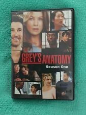 Grey's Anatomy - Season 1 One - DVD, 2006, 2-Disc Set