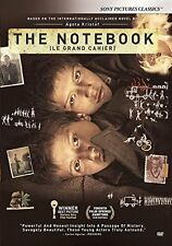NEW The Notebook (Le Grand Cahier) (DVD)