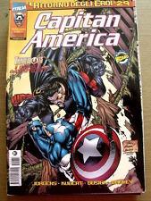 CAPITAN AMERICA & THOR n°75 2001 ed. Marvel Italia   [SP17]