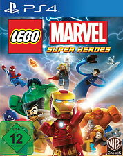 Lego Marvel Super Heroes ps4 nuevo & OVP