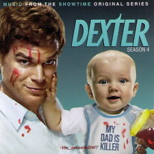 Dexter - Season 4 - Music From The Original Series Soundtrack | CD