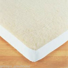 NEW Early's of Witney Fleece Super Kingsize Bed MattressS Cover Protector Warm