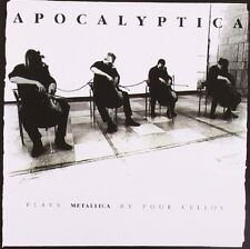 Apocalyptica Plays Metallica by four cellos (1996) [CD]