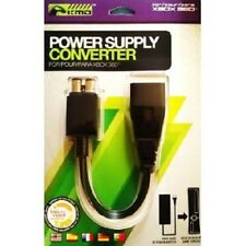 NEW Factory Sealed XBOX 360 Power Supply convertor for Slim 360 Power Supply AC