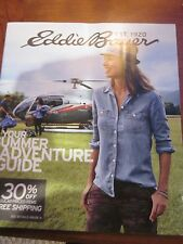 EDDIE BAUER CATALOG YOUR SUMMER ADVENTURE GUIDE BRAND NEW