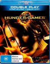 The Hunger Games -  2 Disc Edition - New  Bluray