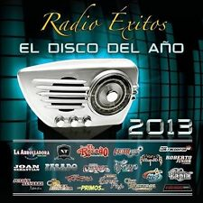 Radio Exitos El Disco Del A¤o 2013 2013 by Radio Exitos El Disco Del Ex-Library