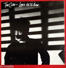 "THE CURE - Let's Go To Bed - Original UK 12"" in original sleeve (Vinyl Record)"