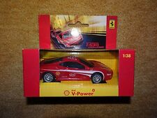 SHELL V-Power FERRARI F430 Challange 1:38 OVP