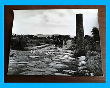 1968 FOTOGRAFIA PHOTO VINTAGE B/N BLACK AND WHITE - POMPEI SCAVI ARCHEOLOGICI