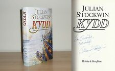 Julian Stockwin - Kydd - Signed - 1st/1st