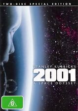 2001: A SPACE ODYSSEY : NEW 2-DVD
